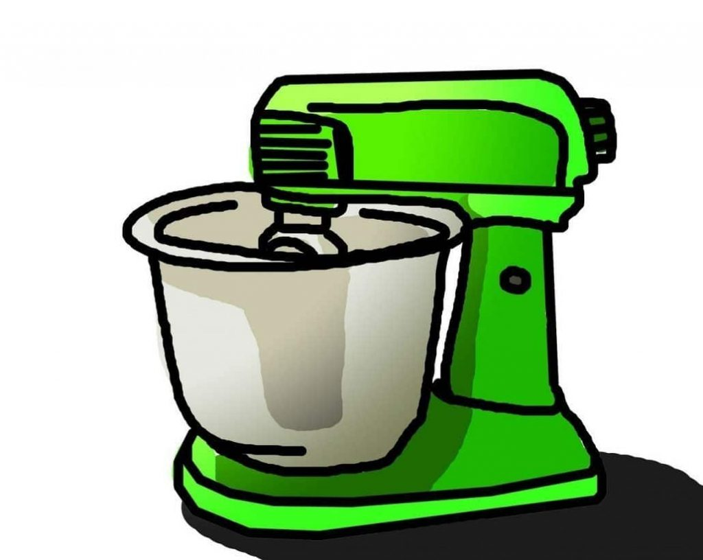 is a stand mixer better than kneading dough by hand