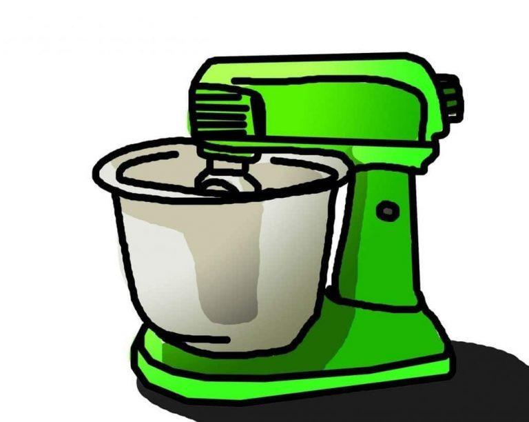 Is A Stand Mixer Suitable To Knead Dough?