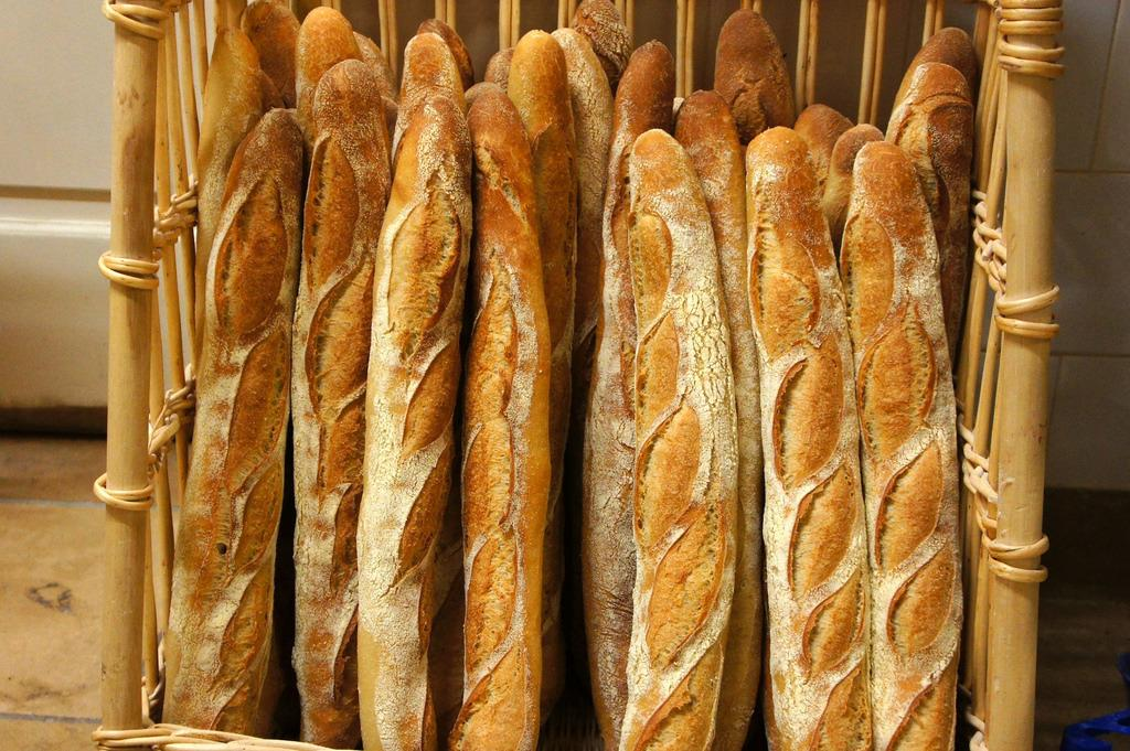 history of bread in france