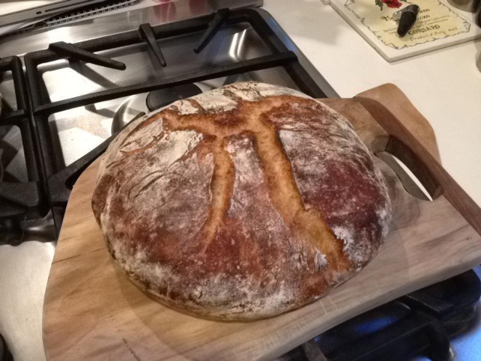 online bread baking course