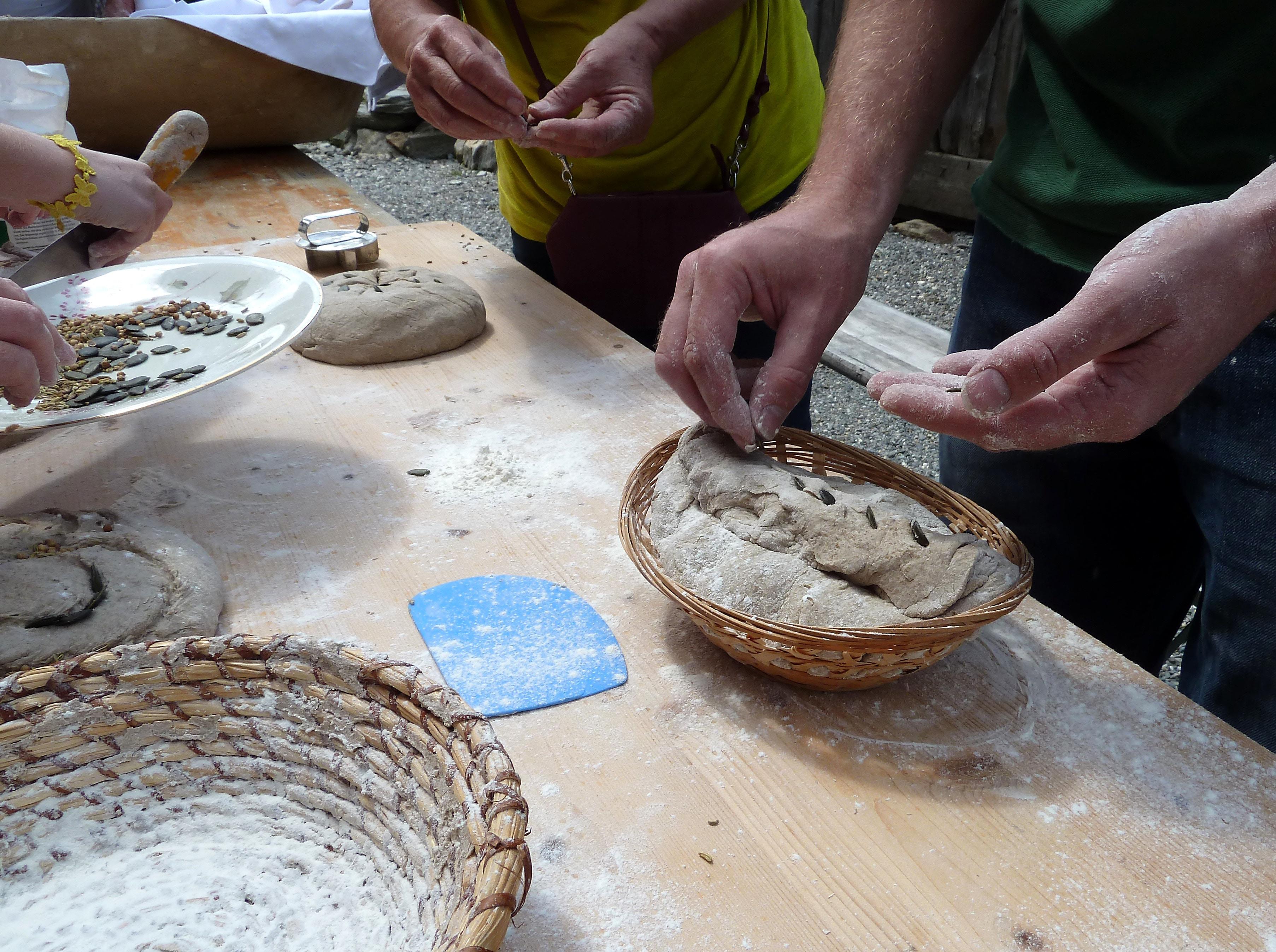 Learn bread baking