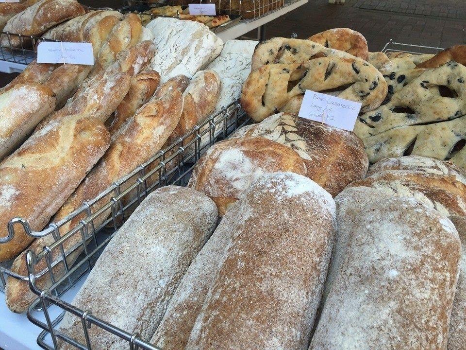 Busby's bakery school