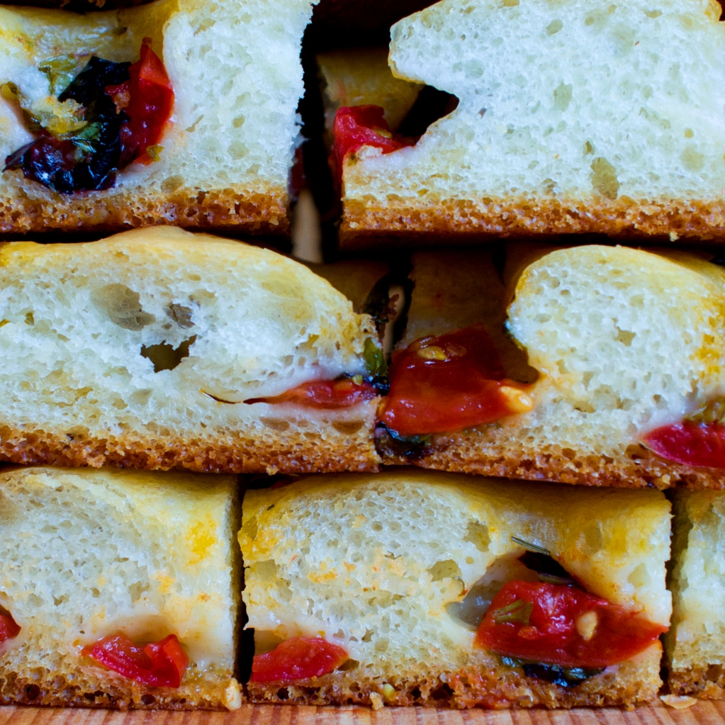 how to create more flavour in bread