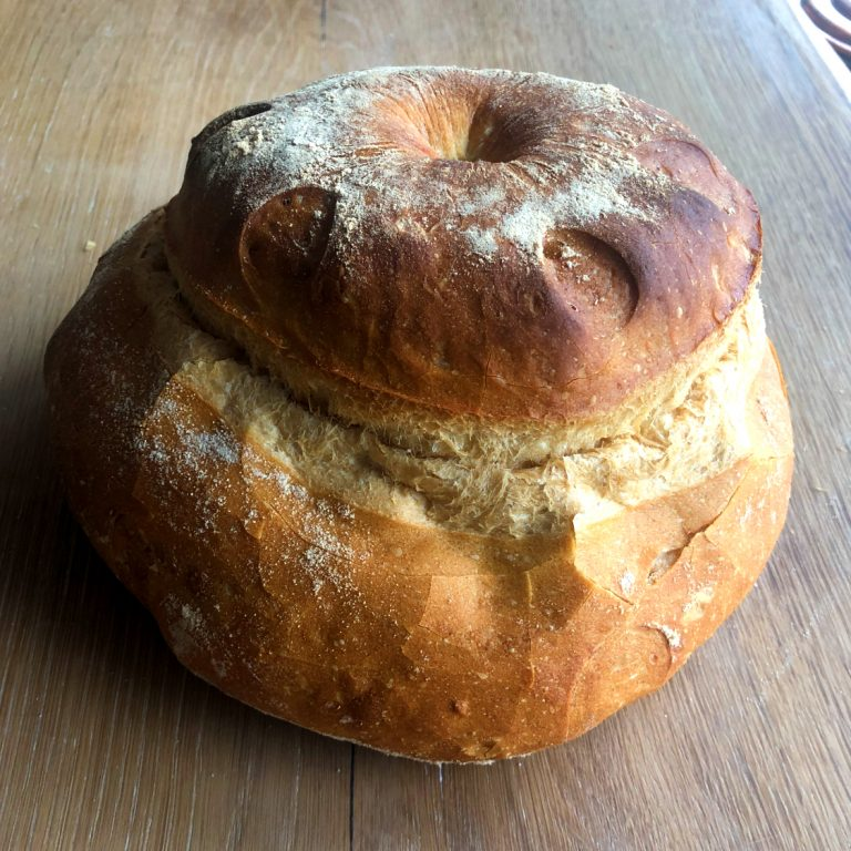 English Cottage Cob (Perfect Recipe)