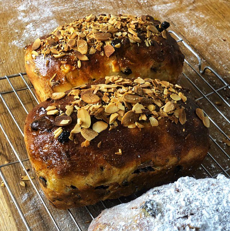How to make a fruit loaf