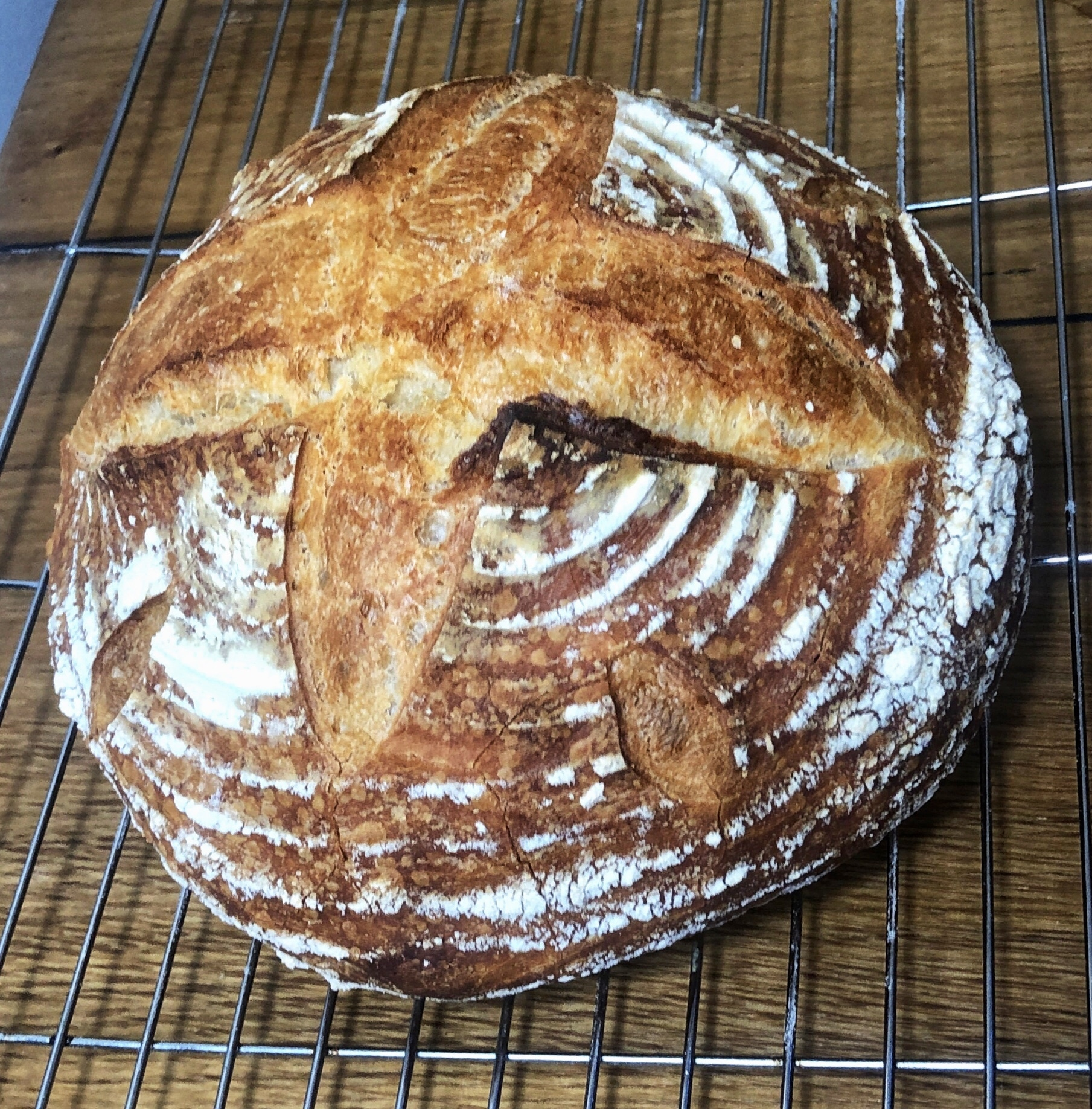 pain au levain recipe