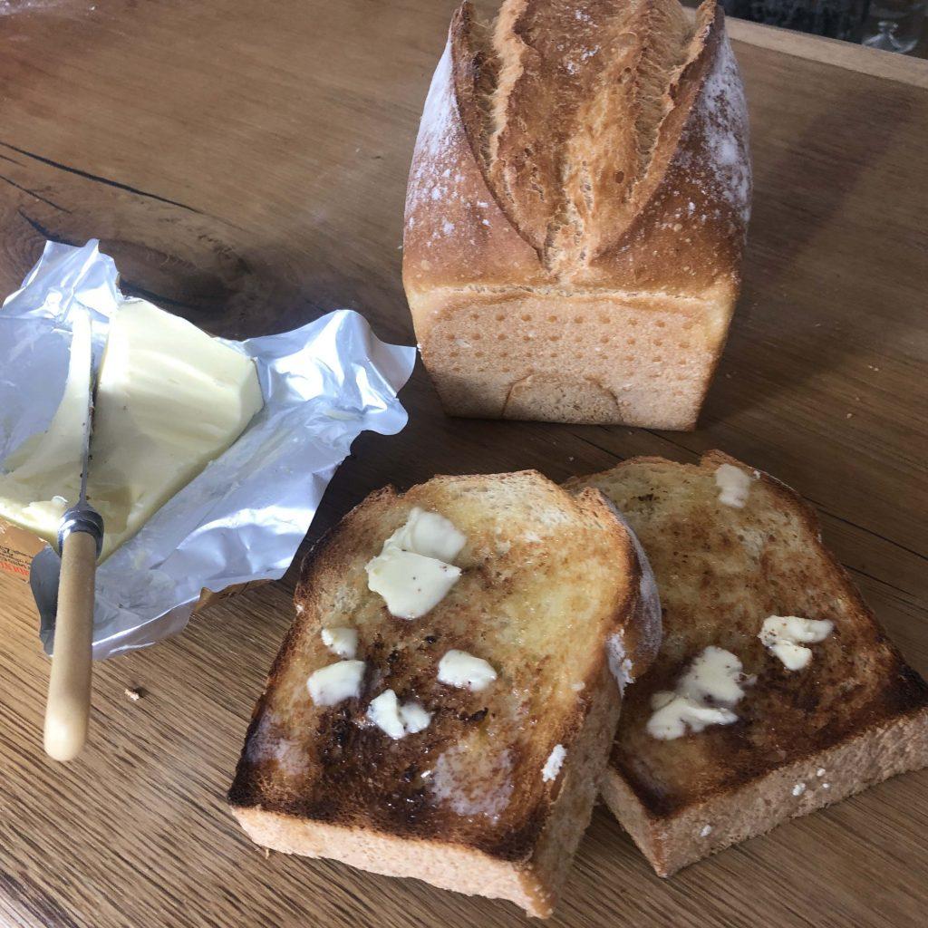 basic bread dough