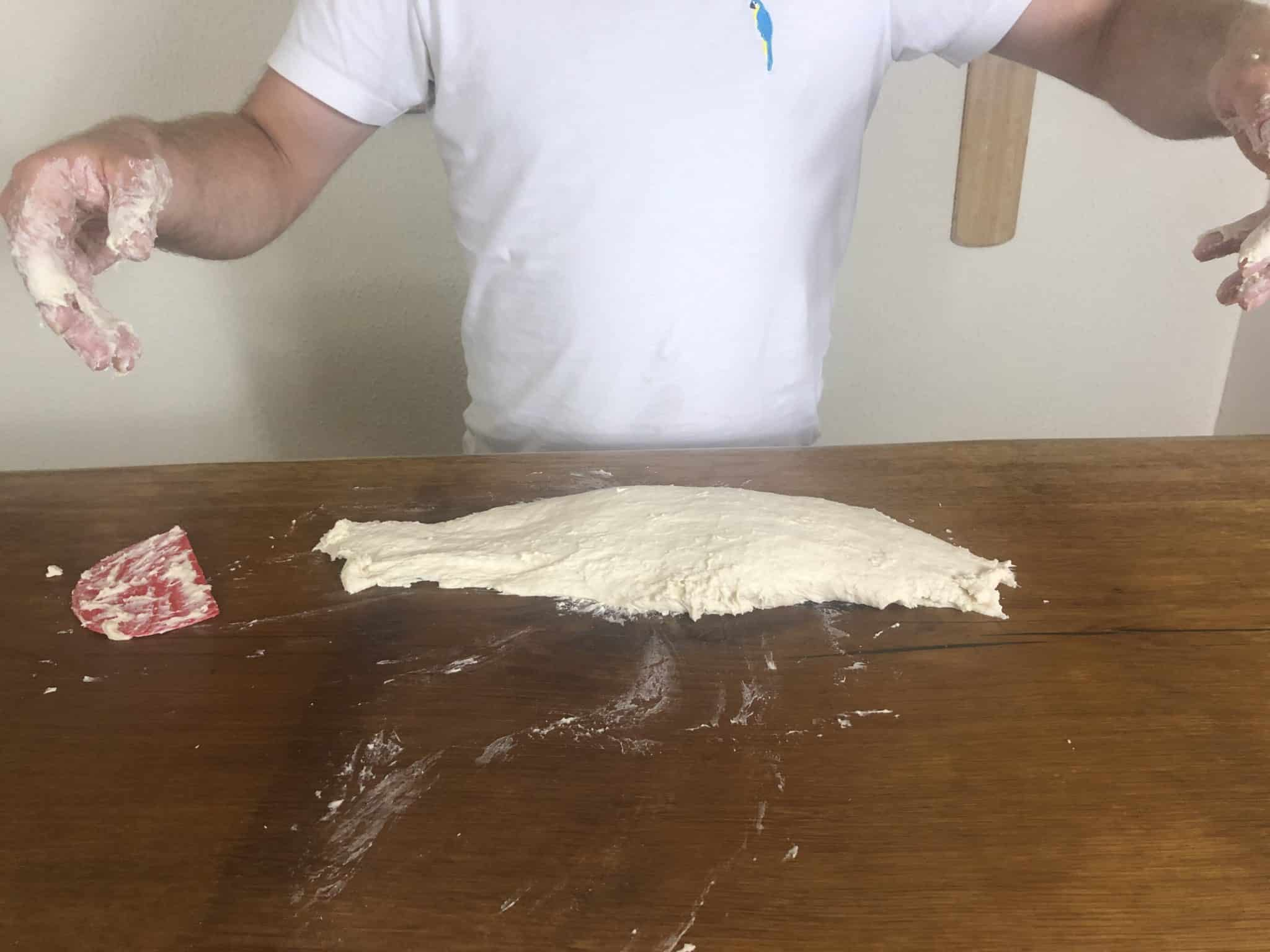French kneading 5