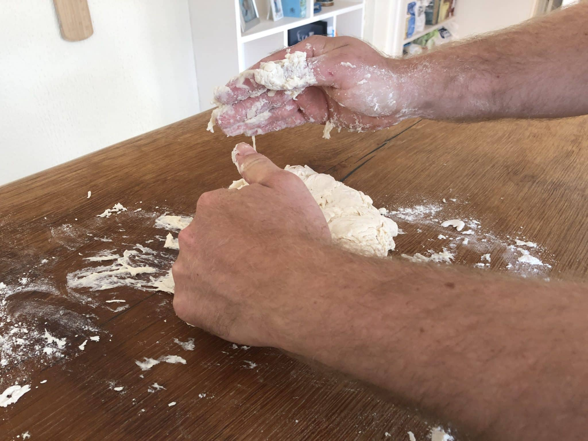 intermediate knead 8