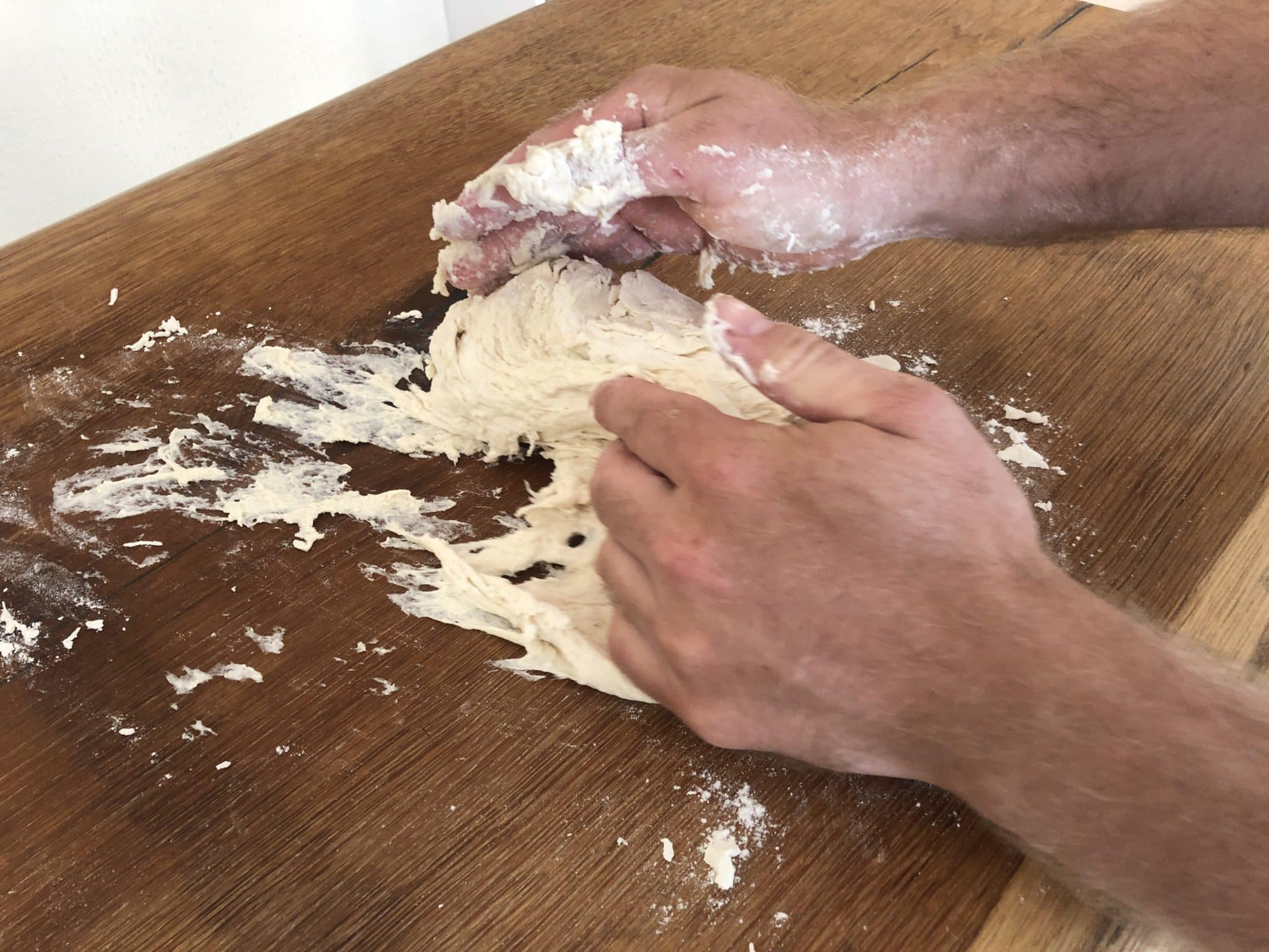 intermediate knead 4