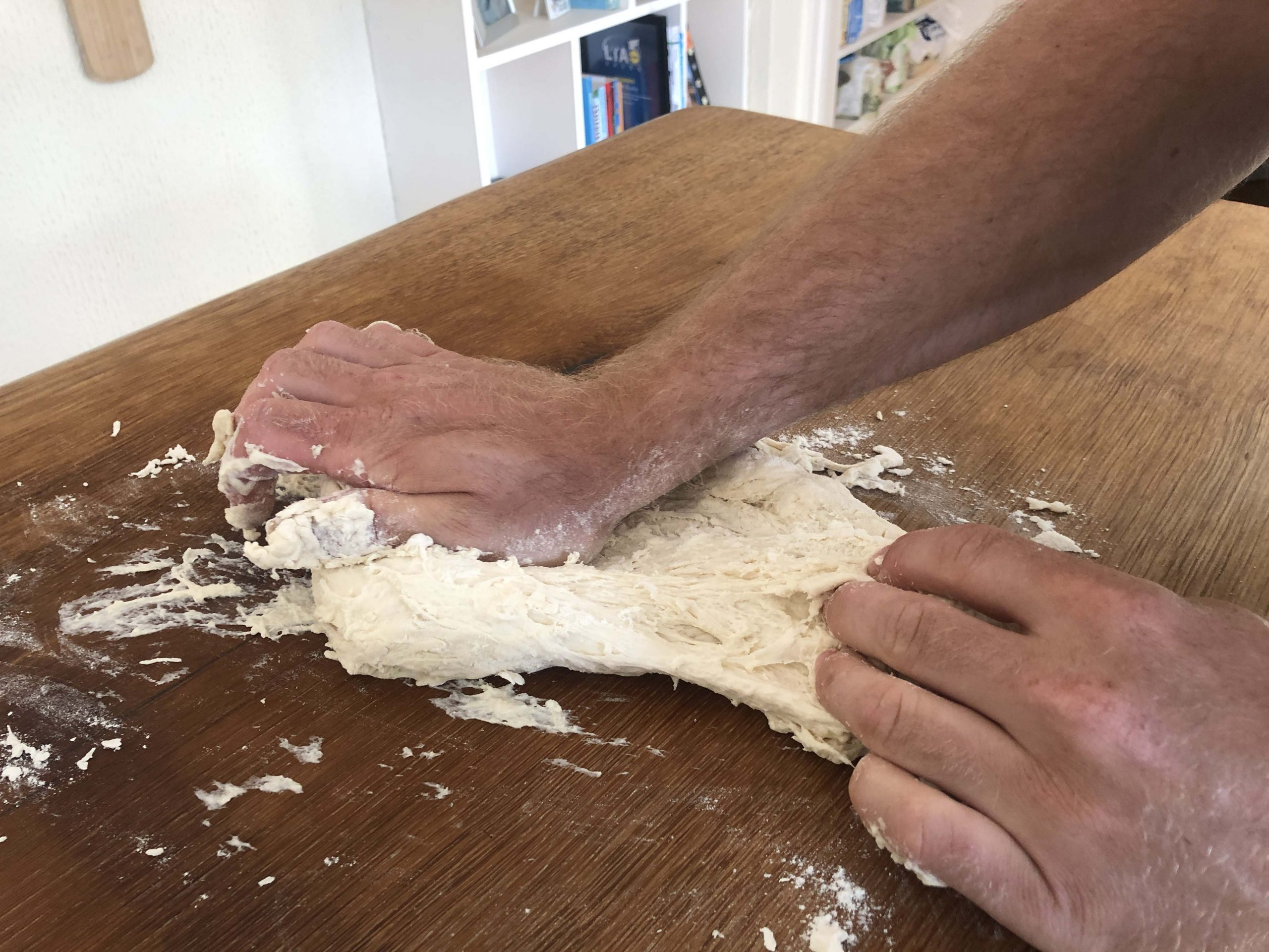 intermediate knead 6