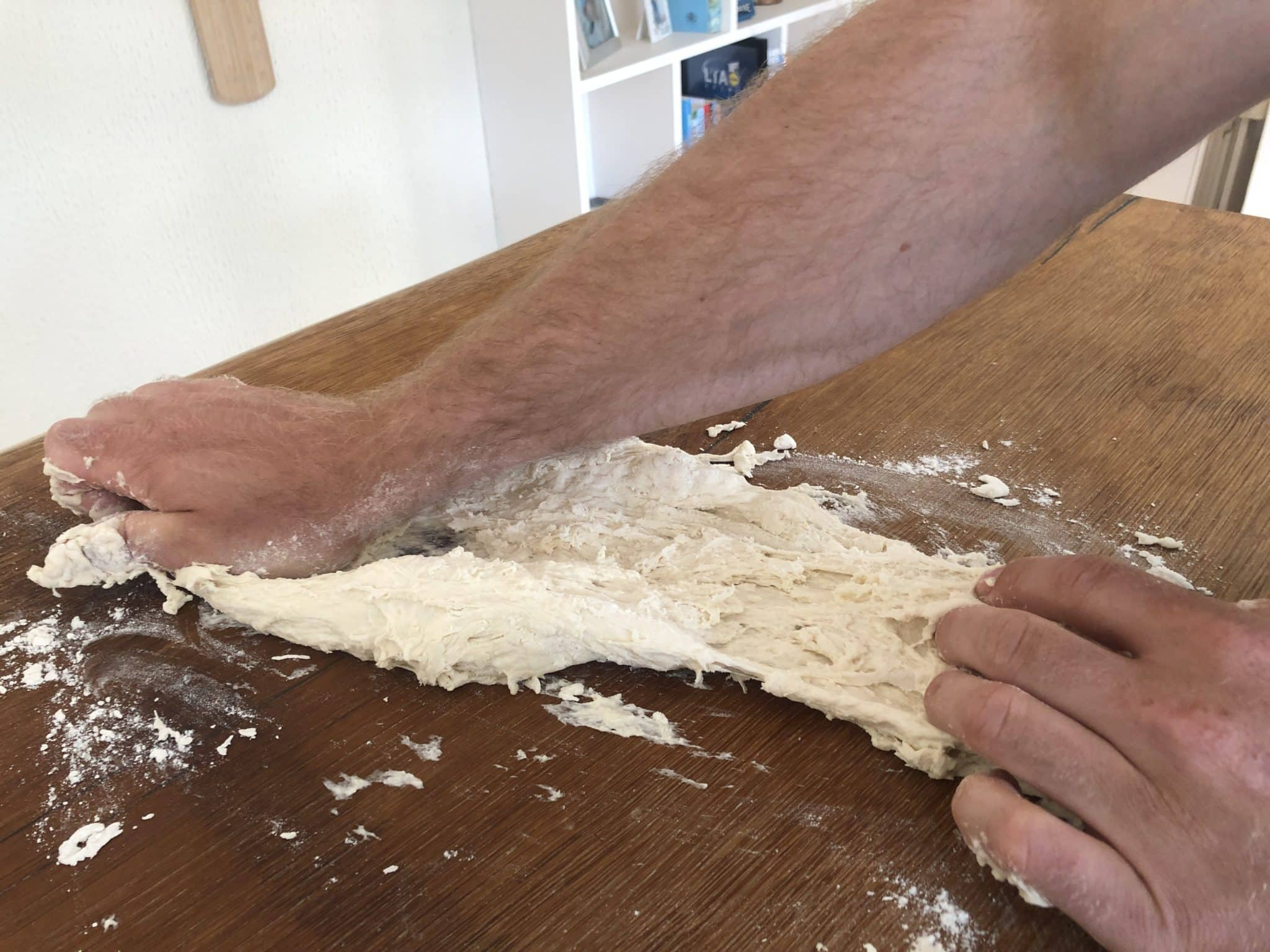 intermediate knead 7