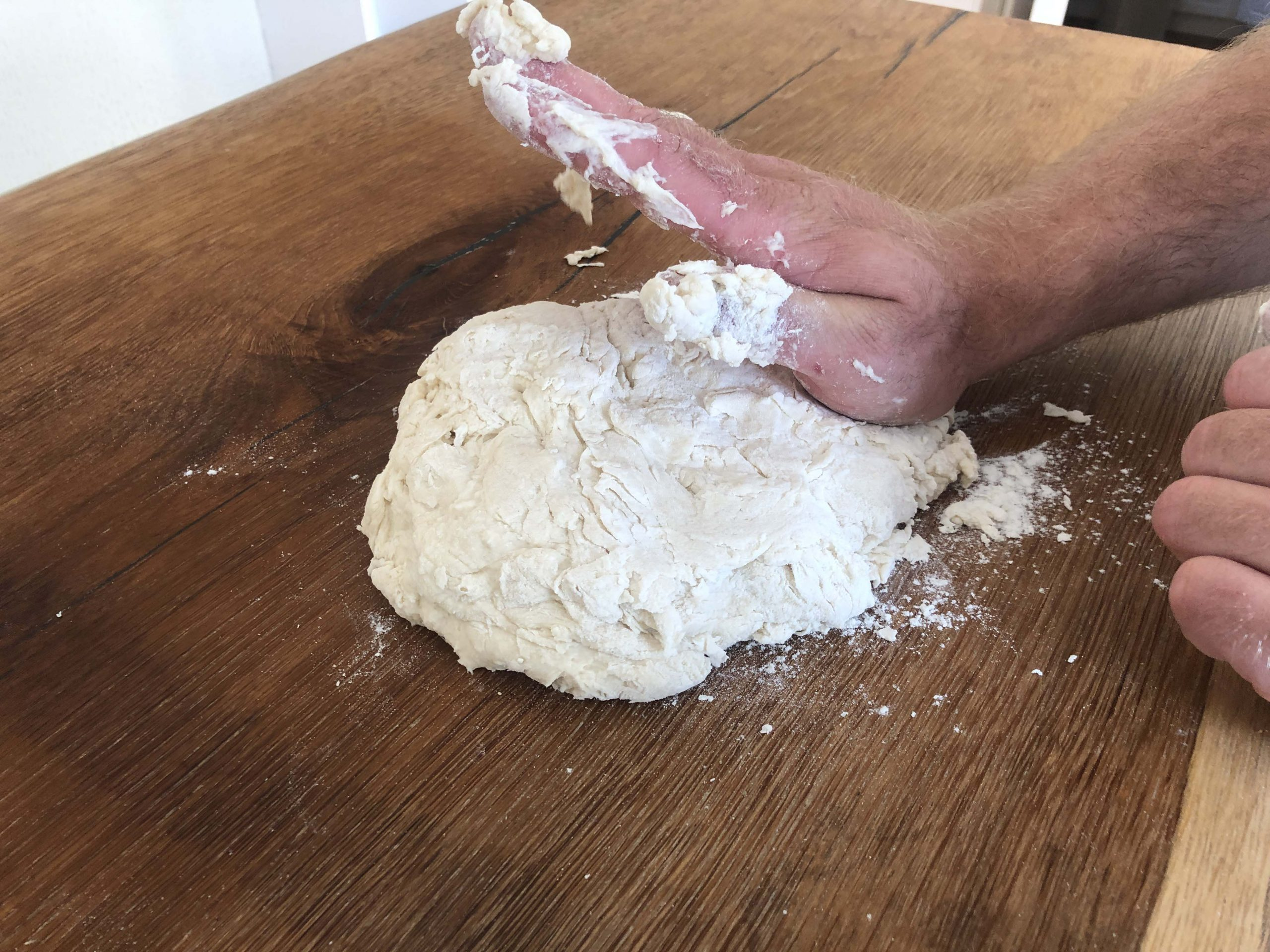 intermediate knead 1