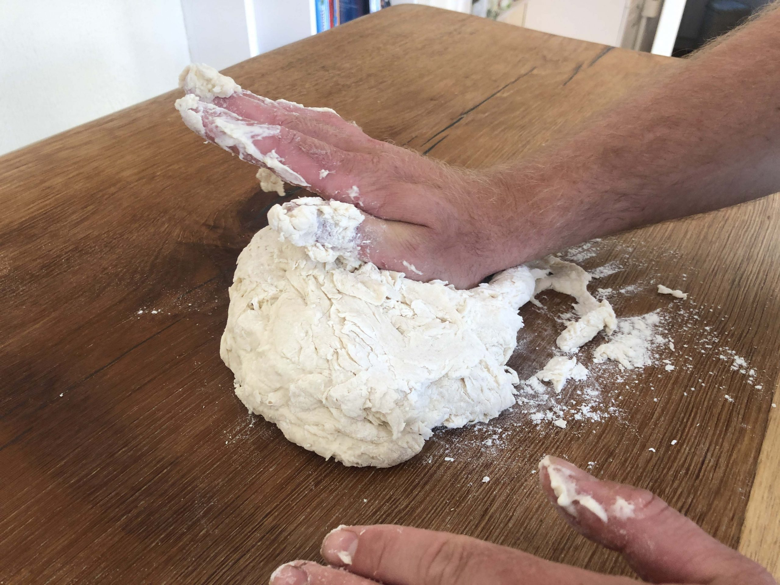 intermediate knead 2