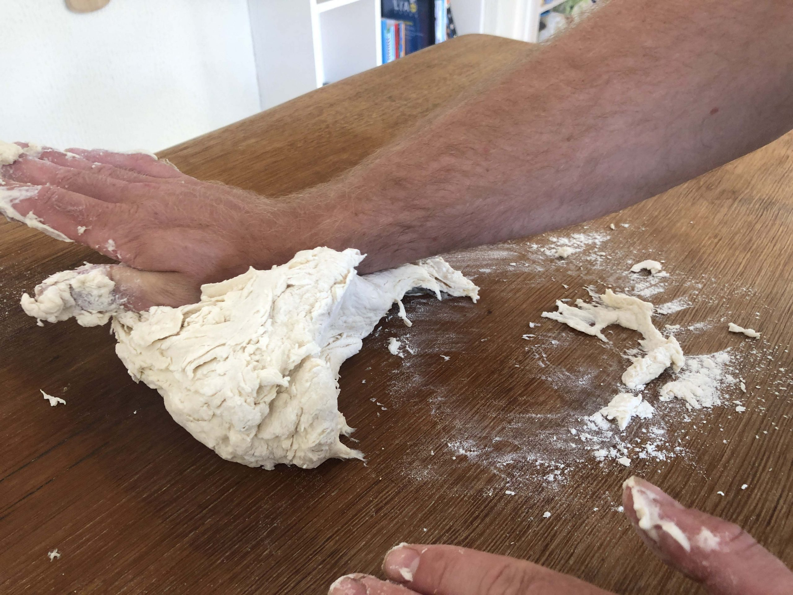 intermediate knead 3