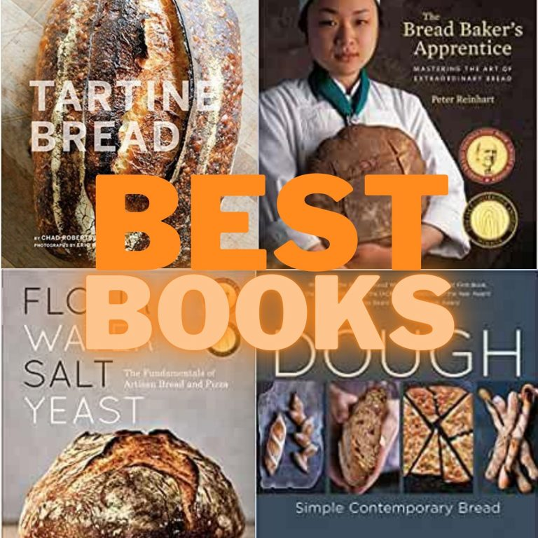 The 12 Best Bread Baking Books
