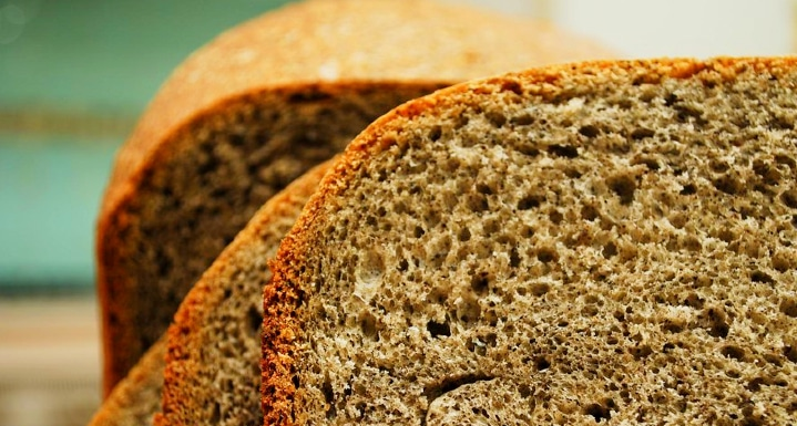 how to improve the rise of wholemeal bread