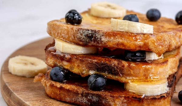 french toast recipe for dry bread