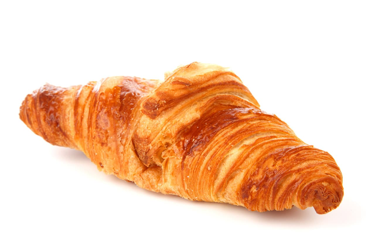 do you add steam when making croissants