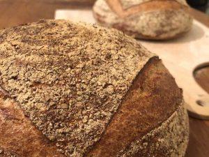 Beginner sourdough bread recipe