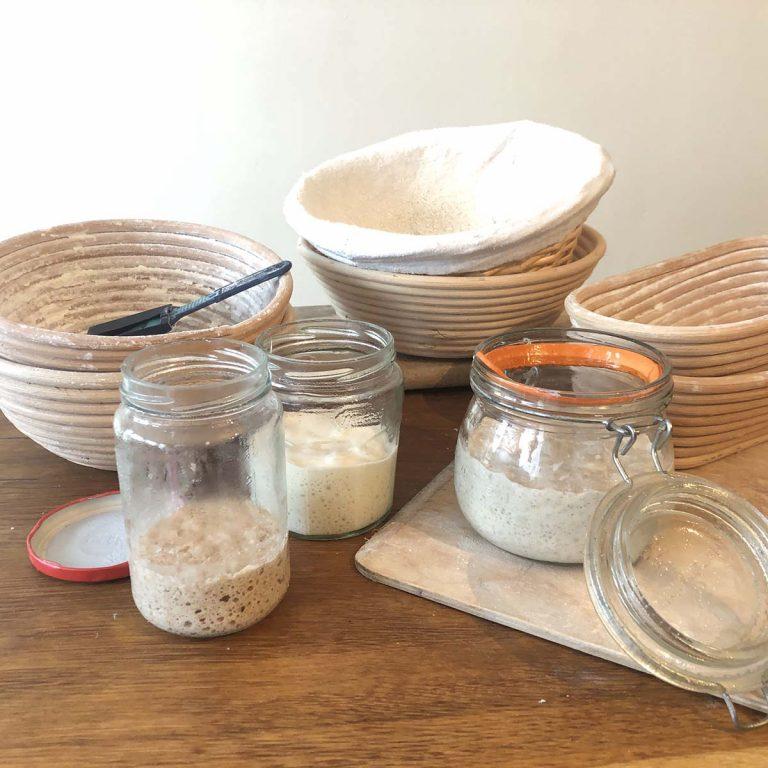 Beginners Guide to Sourdough Bread Baking