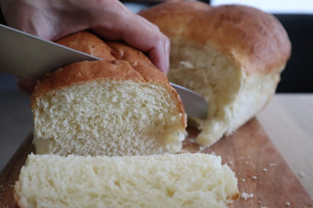 Soft bread image