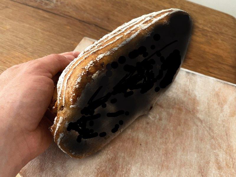Fix Bread Burning on the Bottom