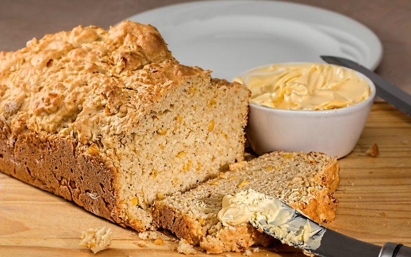 Is corn bread vegan
