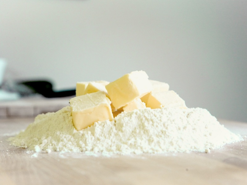 Can I Use Bread Flour To Make A Cake