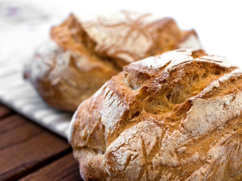 How to Make Bread Crusty Again?