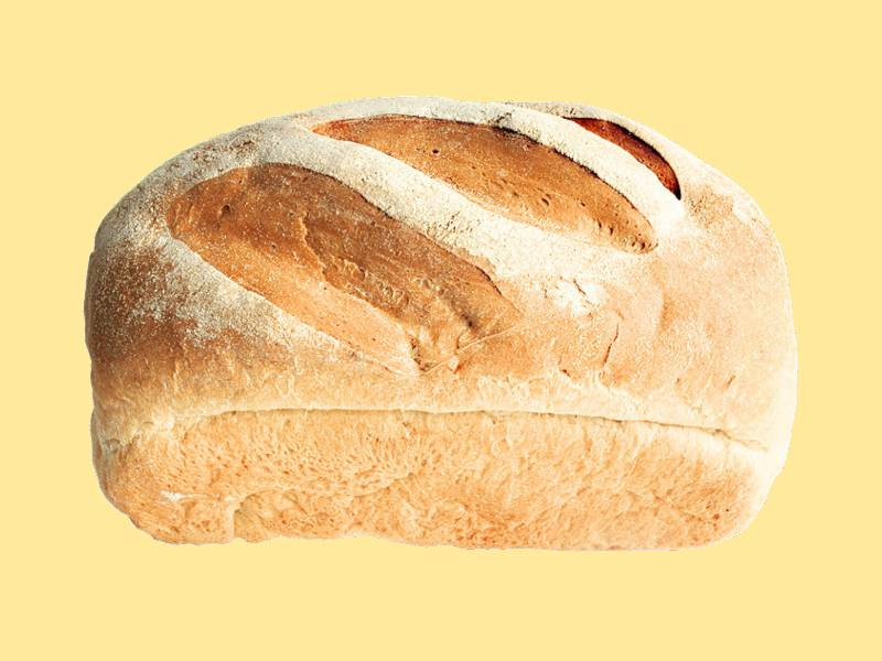 The farmhouse loaf is favourite for a ploughman's or picnic sandwiches in the UK