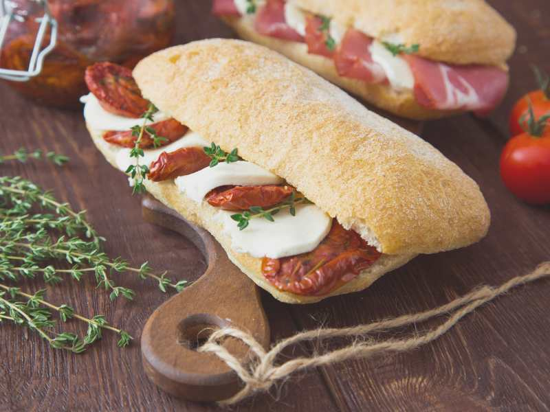 What is the best bread for a panini